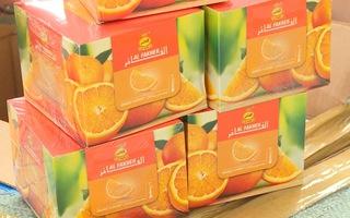 Bắt giữ xe tải vận chuyển gần 7.000 hộp shisha