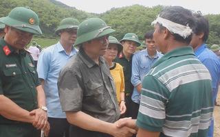 Gần 30 tỉ đồng ủng hộ, hỗ trợ đồng bào ở vùng lũ Sa Ná, Thanh Hóa