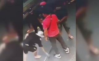 Ném bình gas, nổ súng truy sát người: Bắt tạm giam 4 nghi phạm