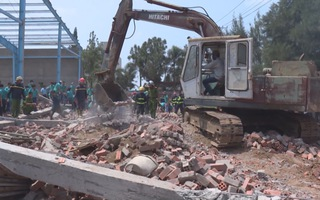 Vĩnh Long: Nhiều sai phạm trong vụ sập tường làm 7 người chết