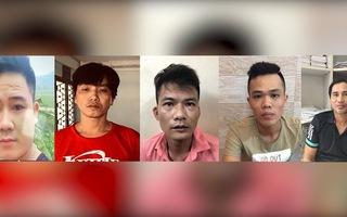 Bắt 5 người tham gia 'khủng bố' quán phở Hòa