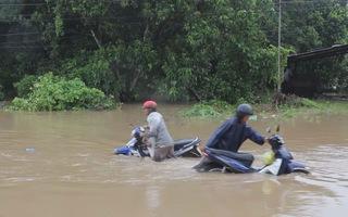 Mưa lũ tại Đắk Lắk làm 1 người chết, trên 800 ngôi nhà bị ngập nước