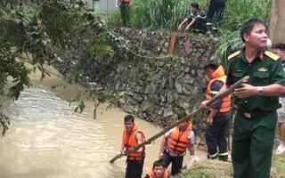 Đồng Nai: Một người dân bị nước lũ cuốn trôi xuống suối tử vong