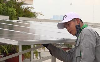 EVN đề xuất giữ giá mua điện mặt trời để khuyến khích người dân