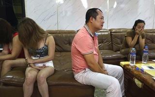 Xóa sổ động mại dâm lớn nhất khu vực bắc Quảng Bình