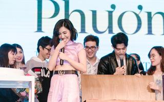 Sinh nhật tuổi 30 hoành tráng cùng fan của ca sĩ Bích Phương