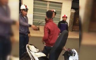 Xử phạt 3 đối tượng giả danh công an chặn xe người dân