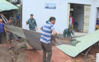 Áp thấp nhiệt đới Kajiki làm thiệt hại nhiều tài sản của người dân