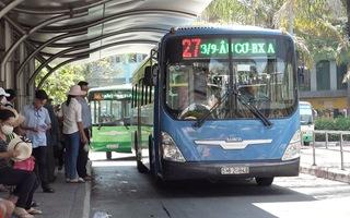 Gần 35 triệu lượt khách bỏ đi xe buýt, TP.HCM có chính sách gì?