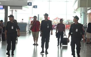 Cảnh báo trộm cắp, móc túi ở sân bay vào cao điểm Tết