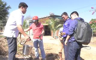 Video: 9 giếng nước ở Bình Phước nghi bị bỏ thuốc trừ sâu
