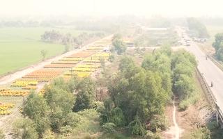 Video: Flycam cảnh sắc nên thơ trên cung đường về miền Tây đón Tết