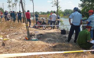 Video: Người đàn ông nghi bị giết bên hồ nước vào ngày mùng 4 Tết
