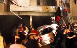 Video: Nổ bể chứa nhiên liệu, hàng chục người thương vong