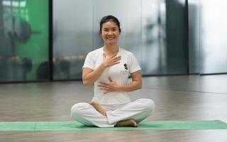 Cải thiện sức khỏe hiệu quả với bài tập thở cơ bản trong yoga