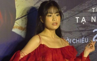 Hoàng Thùy Linh, Hứa Vĩ Văn 'kể khổ' khi tham gia phim trái tim quái vật