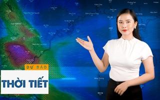Bản tin dự báo thời tiết 16-10: Áp thấp nhiệt đới khẩn cấp trên Biển Đông