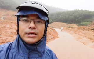 Video: Tường thuật của phóng viên Tuổi Trẻ tại khu vực Trạm bảo vệ rừng 67 và thủy điện Rào Trăng 3