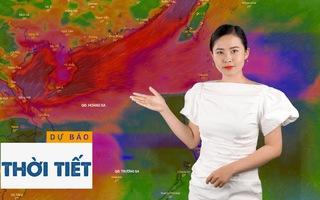 Bản tin dự báo thời tiết 17-10: Cảnh báo về lượng mưa cực lớn ở một số tỉnh thành miền Trung