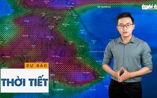 Bản tin dự báo thời tiết 18-10: Cảnh báo 'mưa đặc biệt to' tiềm ẩn rất lớn nguy cơ sạt lở ở miền Trung
