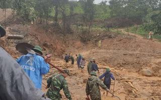 Góc nhìn trưa nay | Hiện trường vụ sạt lở núi vùi lấp 22 cán bộ chiến sĩ ở Quảng Trị