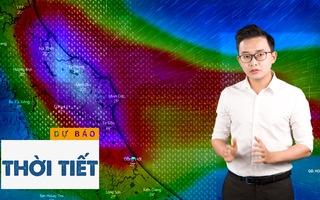 Bản tin dự báo thời tiết 19-10: Những khu vực nào tiếp tục cảnh báo mưa lớn và nguy cơ sạt lở cao?