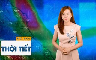 Bản tin dự báo thời tiết 20-10: Cảnh báo sóng cao, mưa đặc biệt to và áp thấp nhiệt đới mới