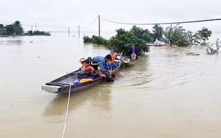 Video: Nguy cơ cao xảy ra lũ đặc biệt lớn trên các sông tại Hà Tĩnh, Quảng Bình