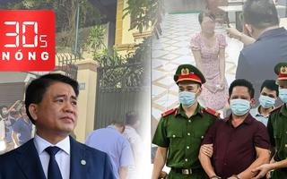 Bản tin 30s Nóng: Vẫn tạm giam ông Nguyễn Đức Chung; Tuyên án chủ quán bắt thực khách quỳ xin lỗi
