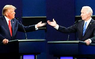 Video: Trump - Biden tranh luận điềm đạm, văn minh trong lần gặp cuối