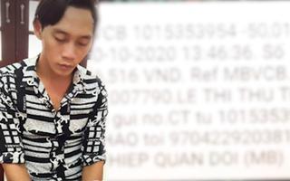 Video: Bắt giữ kẻ lừa đảo lấy tiền của vợ nạn nhân thủy điện Rào Trăng 3