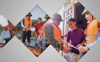 Cùng báo Tuổi Trẻ cứu trợ bà con vùng lũ miền Trung