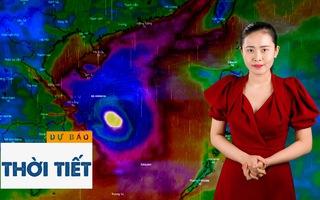 Bản tin dự báo thời tiết 26-10: Bão số 8 suy yếu thành áp thấp; Bão số 9 tiến vào Biển Đông