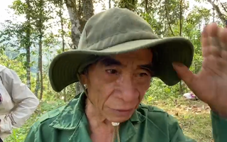Video: Người dân thảng thốt kể lại vụ sạt lở kinh hoàng ở Trà Leng