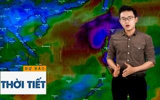 Bản tin dự báo thời tiết 31-10: Cảnh báo mưa lớn trên diện rộng, phòng tránh lũ quét và sạt lở đất