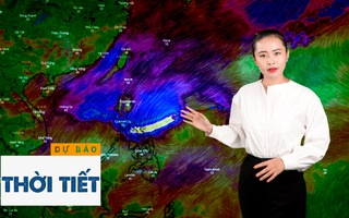 Bản tin dự báo thời tiết 1-11: Cảnh báo siêu bão Goni và khả năng mưa hoàn lưu rất lớn