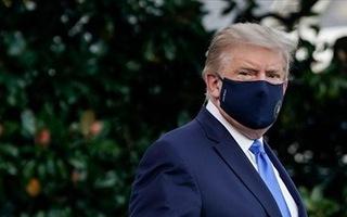 Video: Ông Trump có thể trở về Nhà Trắng từ ngày 5-10