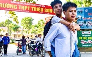 Video: Đại học Y Hà Nội nói gì về việc đặc cách thí sinh '10 năm cõng bạn đi học'?