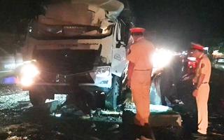 Video: Tai nạn kinh hoàng trên quốc lộ, 20 người thương vong
