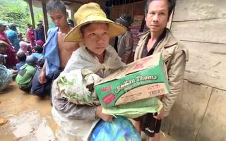 Video: Chồng chất khó khăn sau thảm họa sạt lở ở Trà Leng