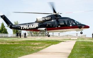Video: Tổng thống Trump rao bán phi cơ riêng