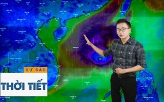 Dự báo thời tiết 11-11: Miền Trung mưa lớn, Biển Đông sẽ có thêm cơn bão Vamco với sức gió giật cấp 15