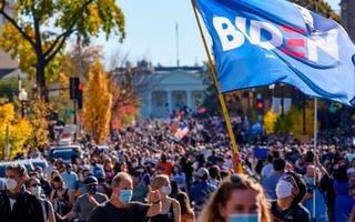 Video: 79% người trưởng thành ở Mỹ công nhận ông Joe Biden đã đắc cử vào Nhà Trắng