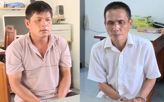 Video: Tạm giam 2 người cướp vé số