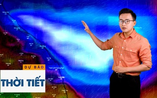 Dự báo thời tiết 15-11: Tâm bão 13 cách cách Đà Nẵng 89km, cảnh báo mưa rất to
