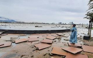 Video: Tường thuật của phóng viên Tuổi Trẻ nơi bão số 13 đi qua
