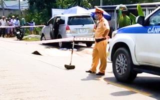 Video: Hiện trường vụ cứu vợ bị bắt cóc, người chồng đâm 2 người thương vong
