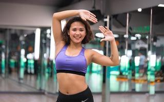 Đốt cháy mỡ thừa, cơ thể thon gọn với môn aerobic