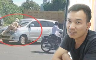Video: Lời khai tài xế lao xe vào tổ tuần tra CSGT