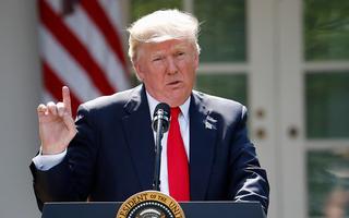 Video: Ông Trump nêu điều kiện rời Nhà Trắng